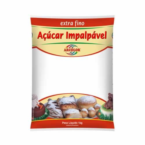 AÇÚCAR IMP ARCOLOR - CACAU CENTER