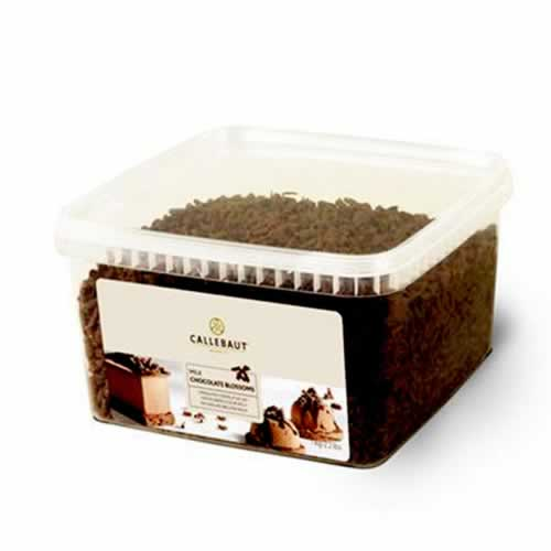 BLOSSOMS CALLEBAUT AO LEITE 1KG - CACAU CENTER