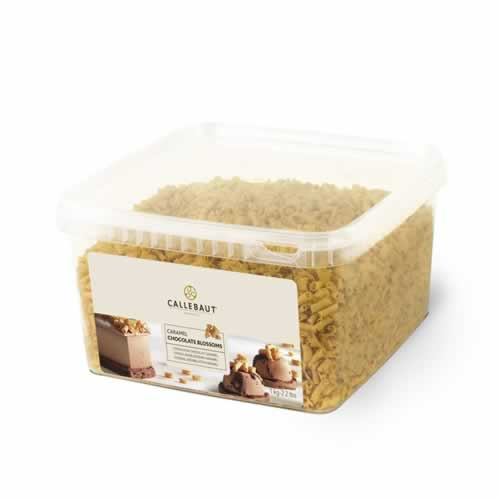 BLOSSOMS CALLEBAUT CARAMELO 1KG - CACAU CENTER