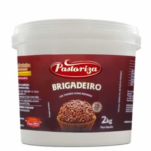 BRIGADEIRO PASTORIZA 2KG - CACAU CENTER