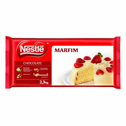 CHOC NESTLE MARFIM 2,3KG - CACAU CENTER
