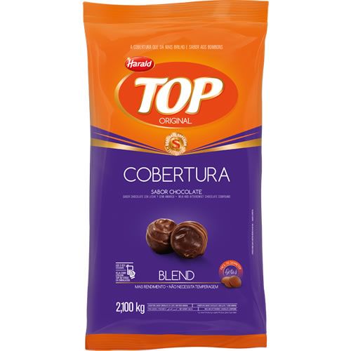 COB GOTAS TOP BLEND 2,1KG - CACAU CENTER