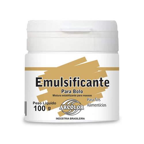 EMULSIFICANTE ARCOLOR 100G - CACAU CENTER
