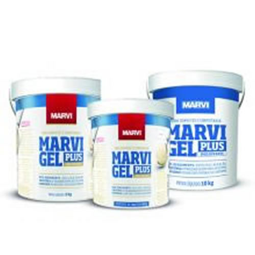 EMULSIFICANTE MARVIGEL PLUS BALDE 800G 3KG 10KG - CACAU CENTER