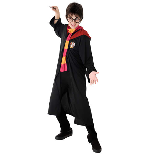 FANTASIA INFANTIL HARRY POTTER - CACAU CENTER