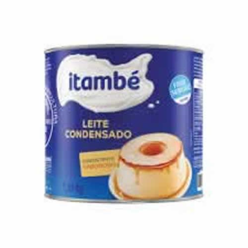 LEITE CONDENSADO ITAMBE 1,05KG - CACAU CENTER