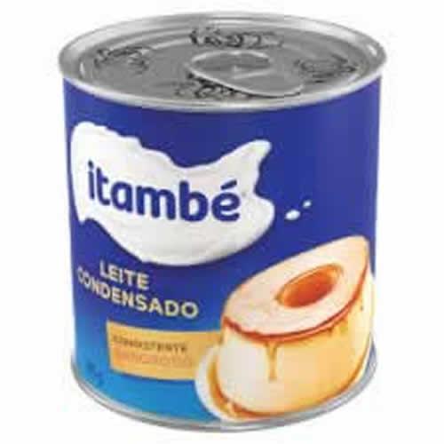 LEITE CONDENSADO ITAMBE 395G - CACAU CENTER