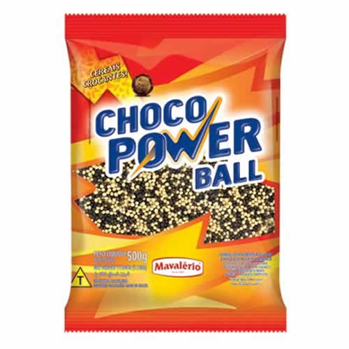 MICRO BALL LEITE E BRANCO MAVALERIO 500G - CACAU CENTER