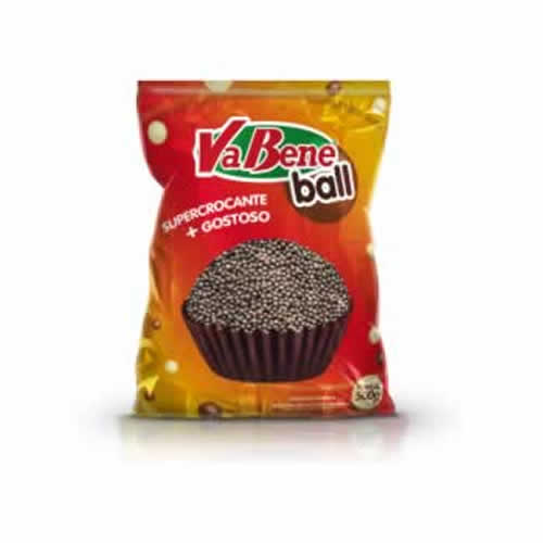 MICROBALL AO LEITE VABENE 500G - CACAU CENTER