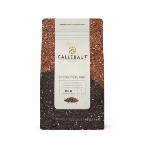 SPLIT 4M CALLEBAUT AO LEITE 1KG - CACAU CENTER