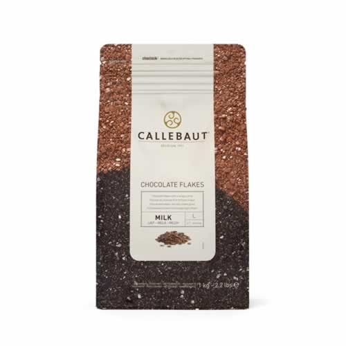 SPLIT 9M CALLEBAUT AO LEITE 1KG - CACAU CENTER