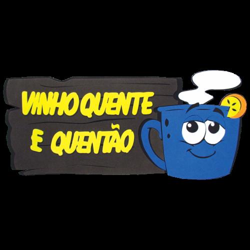 PLACA DE EVA VINHO QUENTE E QUENTAO