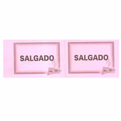 TICKET SALGADO