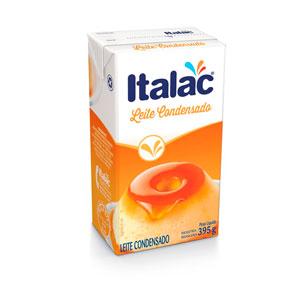leite cond italac 395g cacau center