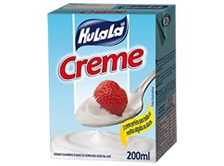 CREME LEITE HULALA 200G 1,59 ( NA CAIXA COM 27 UNIDADES )