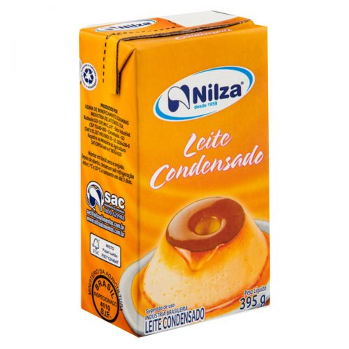 LEOTE CONDENSADO NILZA 395G 2,79