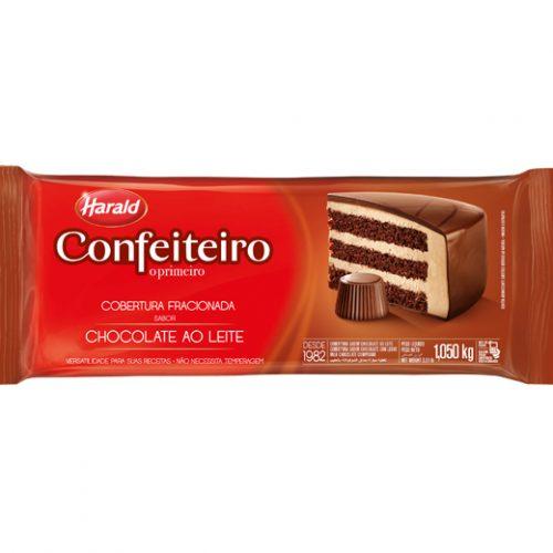 COB CONFEITEIRO AO LEITE HARALD 1,05KG 13,99