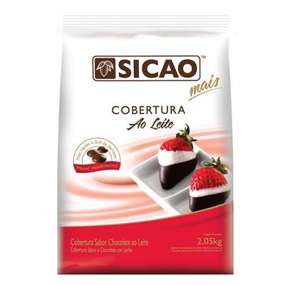 COB SICAO MAIS FACIL DERRETIMENTO AO LEITE 2,05KG R$ 28,99