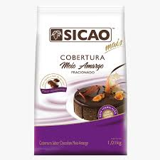 COB SICAO MAIS FACIL DERRETIMENTO MEIO AMARGO 1,01KG 15,99