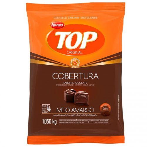 GOTAS TOP MEIO AMARGO 1,05KG 16,99