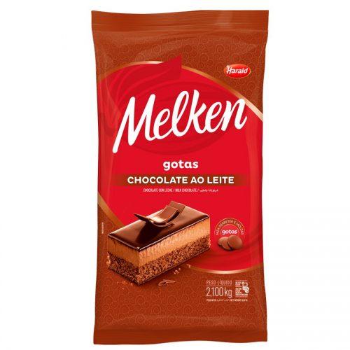 CHOC MELKEN GOTAS LEITE 2,1KG 38,99