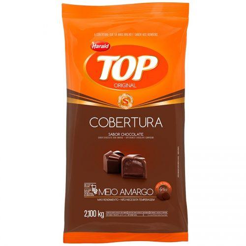 GOTAS TOP MEIO AMARGO 2,1KG R$ 29,99